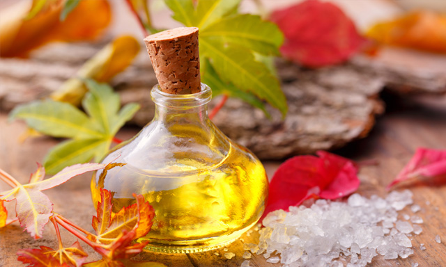 Oils used in Ayurveda